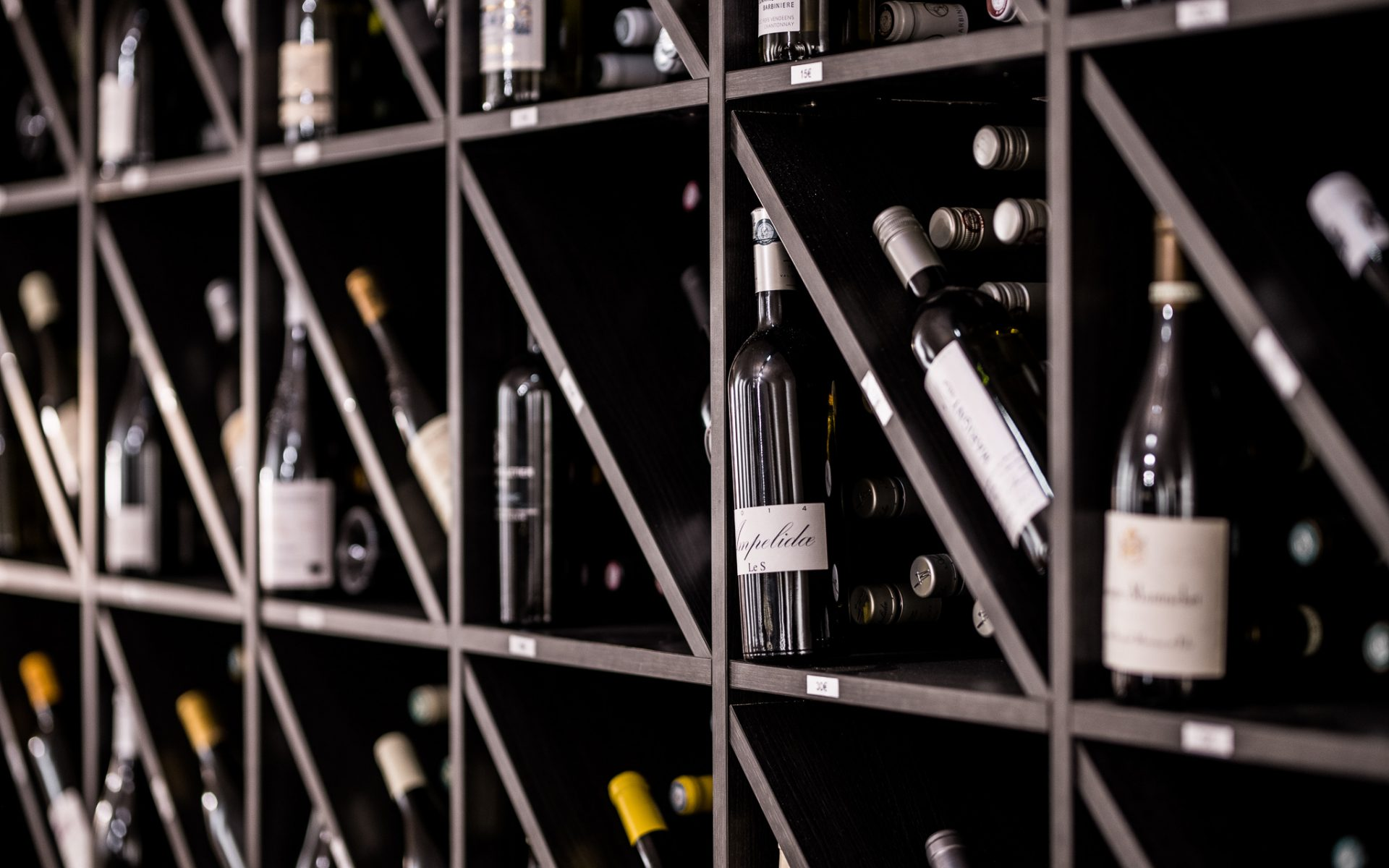 Cave à vins - Vivre[s] Rochefort